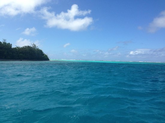Huahine Nautique : Beautiful water