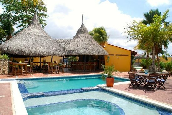 Hotel Restaurant Roomer: pool area