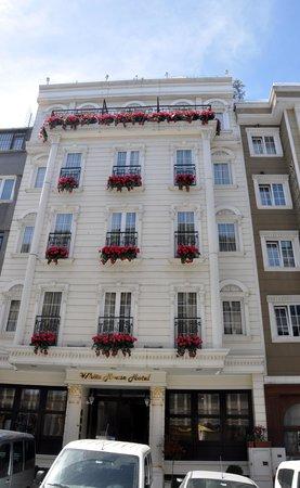 White House Hotel Istanbul: Whhite House Hotel, Istanbul