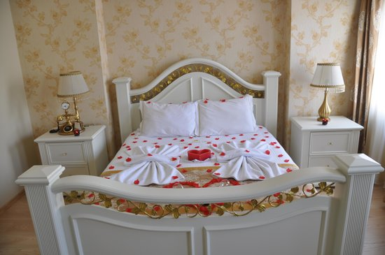 "White House Hotel Istanbul: ""Our room"" at the White House Hotel"