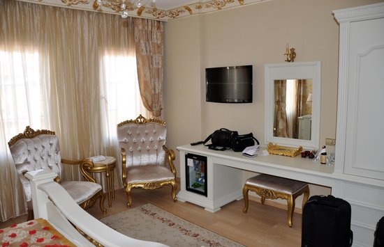 White House Hotel Istanbul: Great hotel!