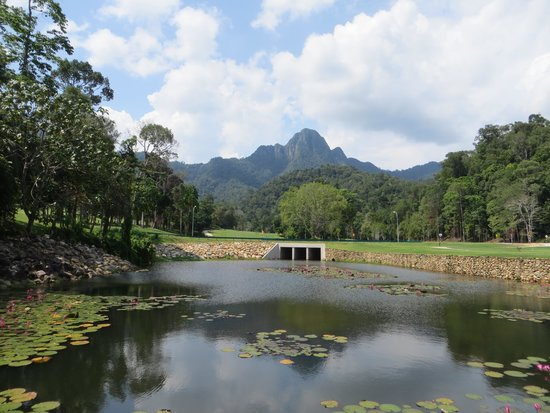 The Datai Langkawi : Golf course