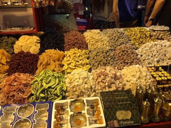 Spice Bazaar: Candied Everything!