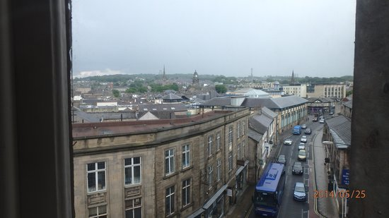 Royal Kings Arms: Room with a View - Lancaster