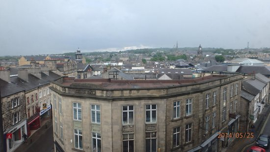 Royal Kings Arms: Overlooking Downtown Lancaster