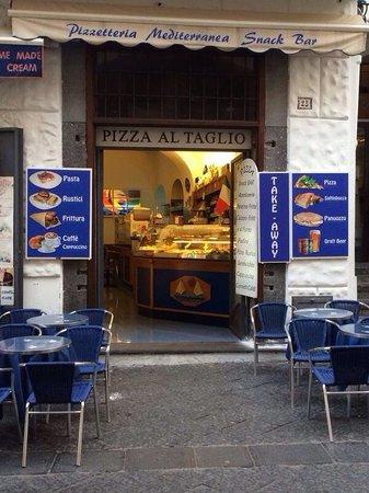 Pizzetteria Mediterranea