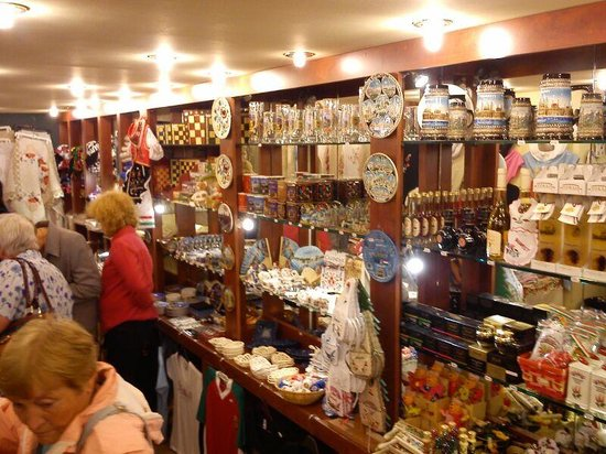 Hotel Hungaria City Center: shop in hotel