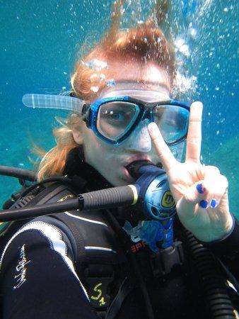Proteus Diving: Cassie