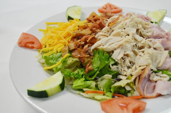 Rodeside Grill: Club Salad