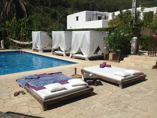 Agroturismo Ca Sa Vilda Marge: Day beds