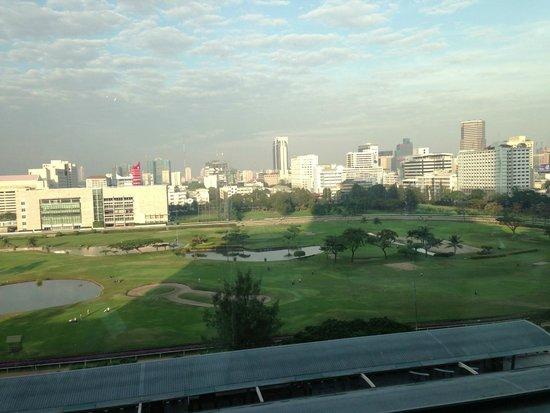 The St. Regis Bangkok: Great views