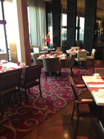 The St. Regis Bangkok: Lounge