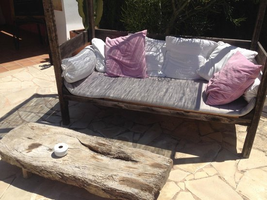 Agroturismo Ca Sa Vilda Marge : Chill out seat