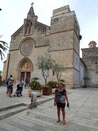 Alcudia Old Town: Alcudia chiesa madre