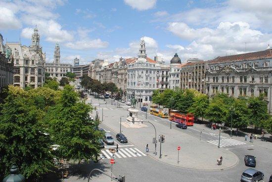 InterContinental Porto Palacio das Cardosas: A room with a view