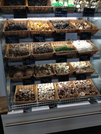 Eataly : Nice selection of Mushrooms.