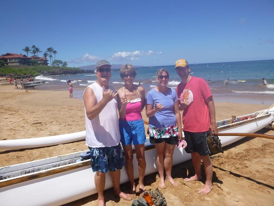 Maui Paddler Hawaiian Outrigger Experience : A great experience!