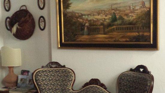 Residenza La Torricella: recepcion
