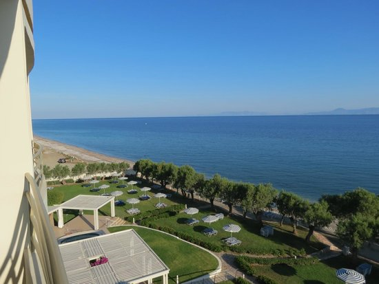 Electra Palace Rhodes : Morning view from the room