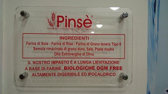 Pinse' Pomezia : Pinsa Romana.. È una GARANZIA!!!