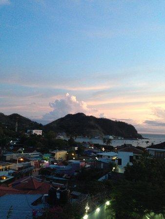 Maracuya Hostel : Que bella vista!