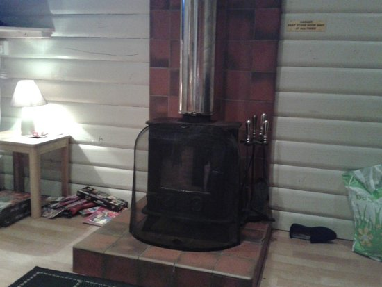 castle wood stove sylvan lodge wood burner picture of sherwood castle holiday