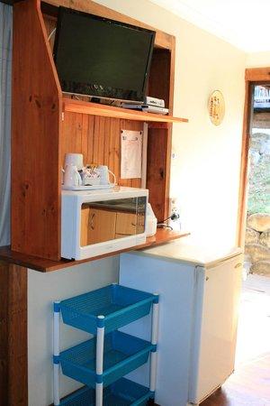 Zuider Zee Guest House: Kitchenette