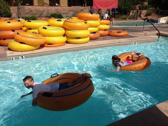 The Westin Kierland Resort & Spa : Lazy river