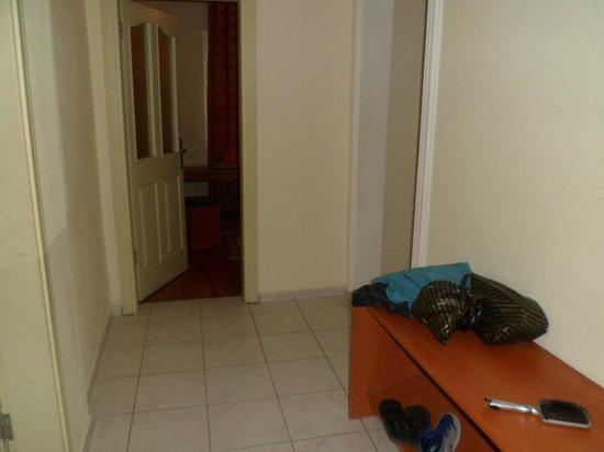 Melissa Garden Apart Otel: Entrance Hall