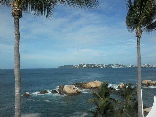 Fiesta Americana Villas Acapulco: Playa