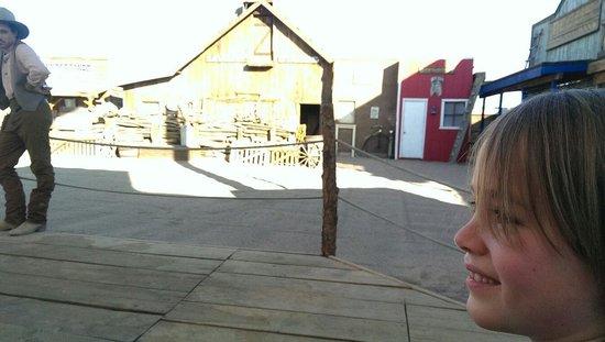 Rawhide Steakhouse & Saloon: Rawhide Western Town