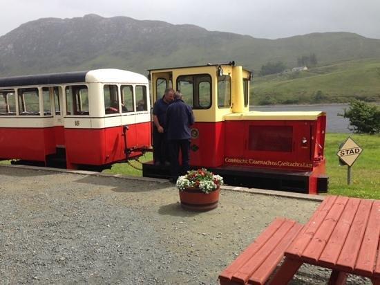 Highlands Hotel: finntown railway