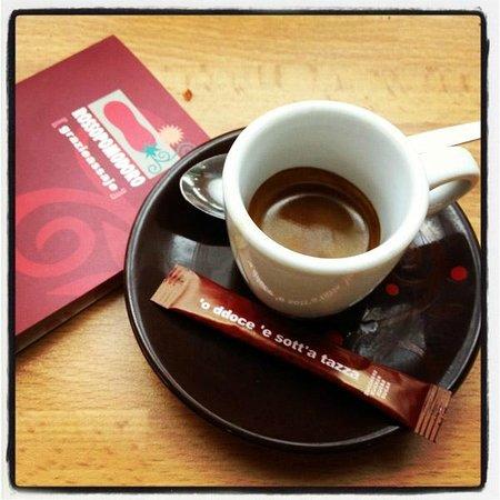 Rossopomodoro Venezia: Il nostro caffè napoletano