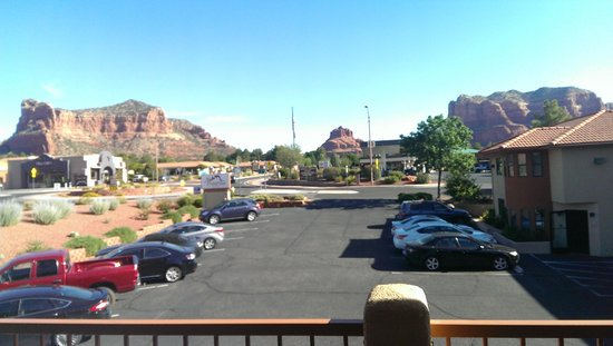 The Views Inn Sedona: View from our room
