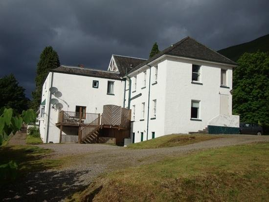 Letterfinlay Lodge Hotel: The lodge