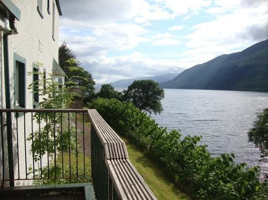 Letterfinlay Lodge Hotel: Loch Lochy