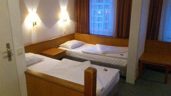 Novum Hotel Norddeutscher Hof Hamburg: комната