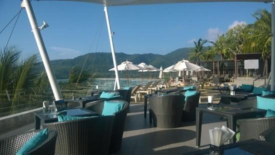 Cape Sienna Hotel & Villas : restaurant