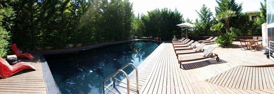 Black Hotel : Pool