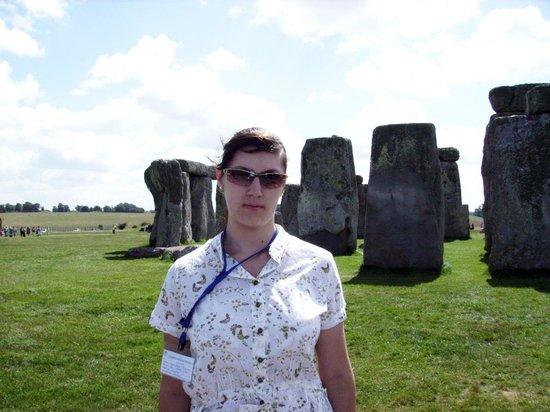 Stonehenge: Ближе не подойти((