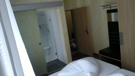 Hotel BinderS : Entrada