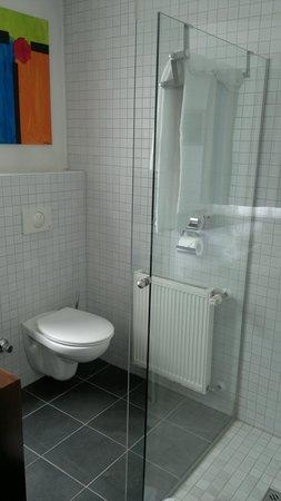 Arthotel Binders : banheiro