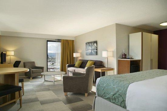 Coast Inn of the North: Premium Junior King Suite