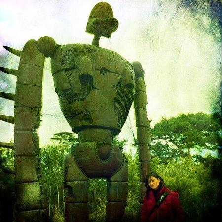 Musée Ghibli : me