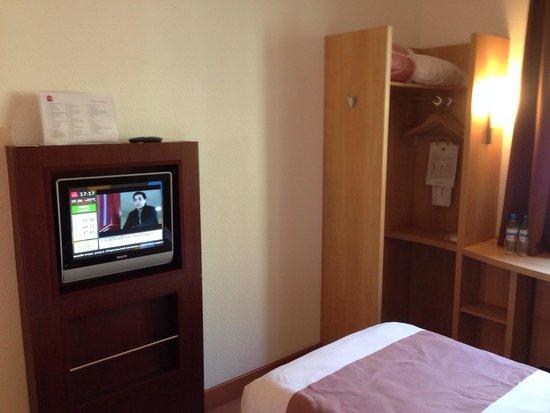 Ibis Sibir Omsk Hotel: Он же