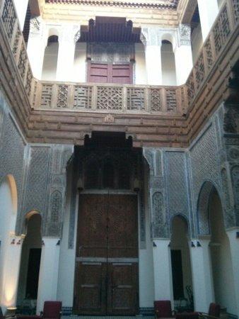 Hotel & Spa Riad Dar Bensouda: Patio