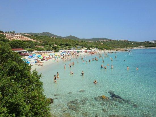 Club Valtur Colonna Beach: Spiaggia