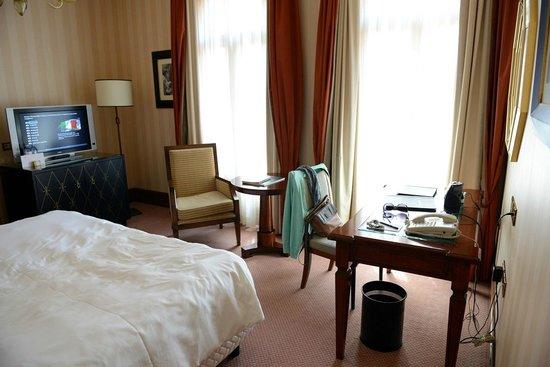 Hilton Molino Stucky Venice Hotel: Stanza