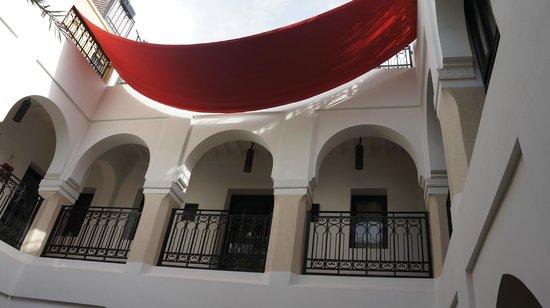 Riad Shanima & Spa: Patio Int.