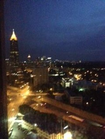 Hilton Atlanta: PM